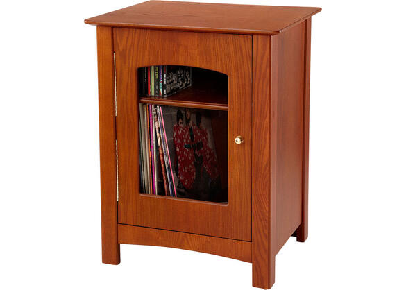 Crosley Bardstown Paprika Entertainment Cabinet
