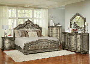 Majestic 5pc Queen Bedroom