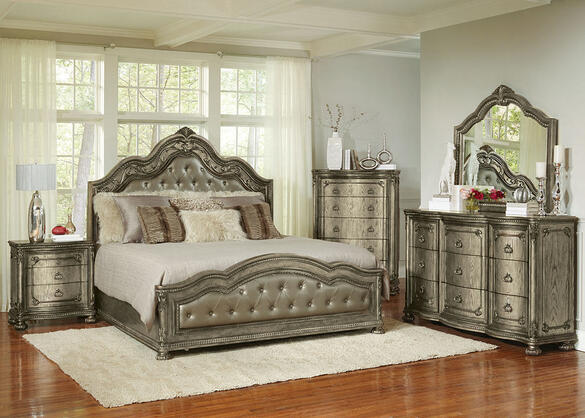 Majestic 7 Pc. King Bedroom