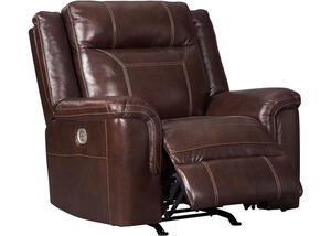 Pwr Recliner W/pwr Hr Brice