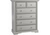 Venezia Misty Gray Chest by Dolce Babi