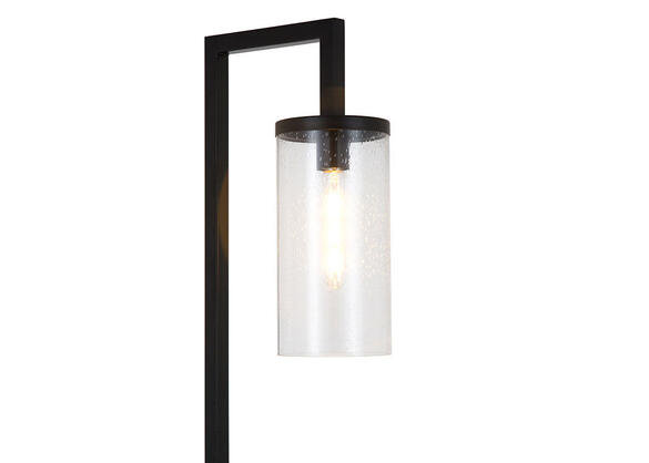 Melva Floor Lamp Black