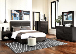 Matheson 7 Pc. King Bedroom by Scott Living