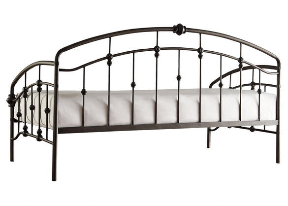 Nolan Black Daybed
