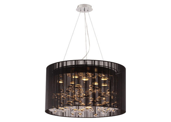 Molton Ceiling Lamp Black
