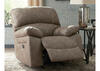 Arcadia Tan 3 Pc. Power Living Room w/Power Headrests