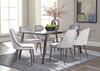 Inslee Gray 7 Pc. Dinette by Scott Living