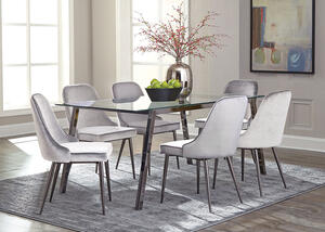 Inslee Gray 5 Pc. Dinette by Scott Living