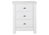 Nightstand White Catalina