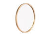 Ogee Mirror Large Yellow