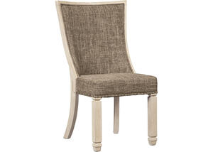 Fontana Upholstered Back Chair