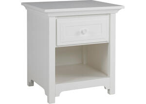 Ti Amo Snow White Nightstand