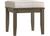 Newport Gray End Table w/Cushion