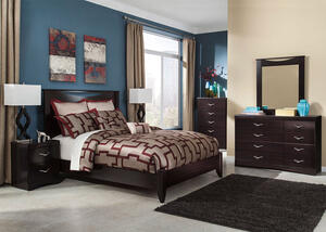 FREMONT 5PC QUEEN BEDROOM