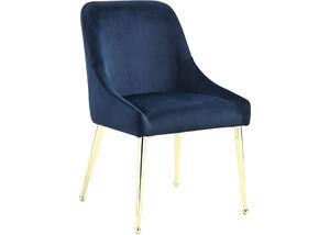 Steele Blue Dining Chair by Scott Living