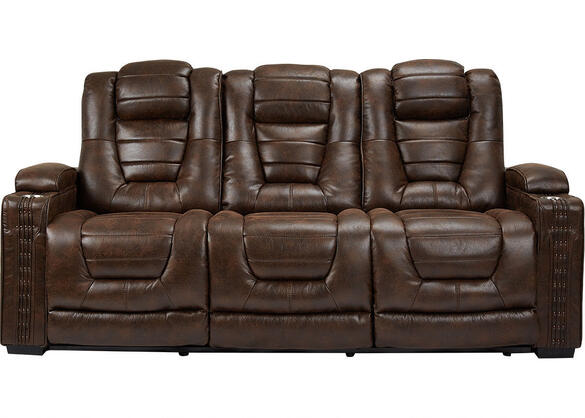 Gibson Power Sofa W Power Headrests The Roomplace