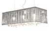 Breeze Ceiling Lamp Gray