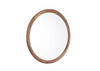 Zero Mirror Small Brown