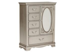 more photos 23a0f 572f8 Search Results for Karina Silver 29 Drawer Chest Silver ...