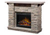 Dimplex Featherstone Mantel Fireplace Natural