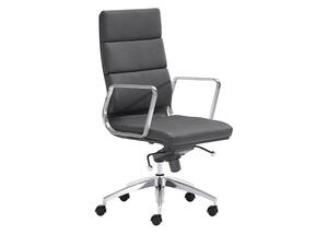 Engineer Black High Back Office Chair