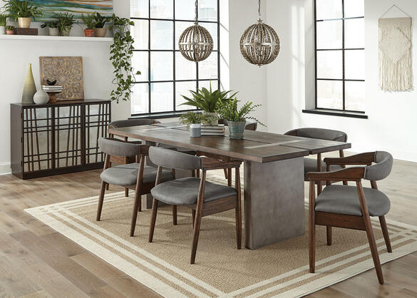 Twain 7 Pc. Dining Room by Scott Living