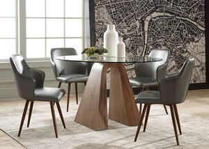 Abbot 5 Pc. Dinette by Scott Living