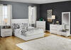 Milano 7 Pc. King Bedroom w/3 Pc. Dresser Chest