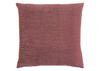 Solid Dusty Rose Pillow