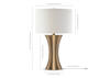 Quince Table Lamp Yellow