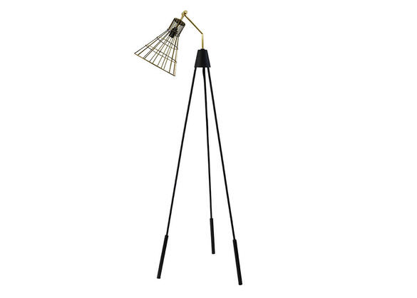 Antonello Floor Lamp Yellow