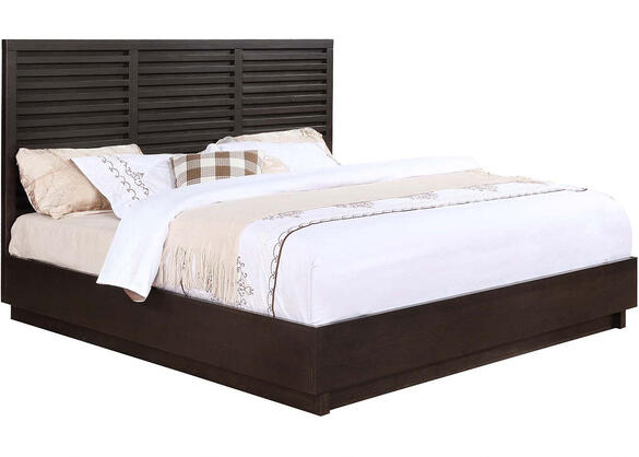 Matheson King Bed by Scott Living