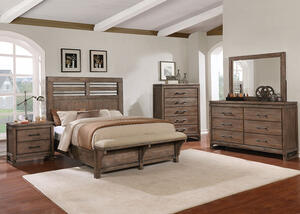 Glendale 7 Pc. King Bedroom