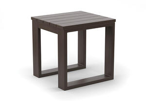 White Cliff End Table