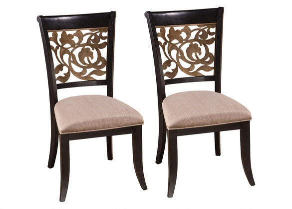 Bennington 2 Pc Chair Set