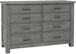 Lucca Weathered Gray Dresser by Dolce Babi