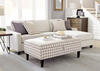 Montgomery 2 Pc. Sofa Chaise w/Ottoman by Scott Living