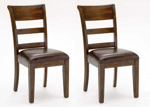 Park Avenue 2 Pc Dining Chair Set