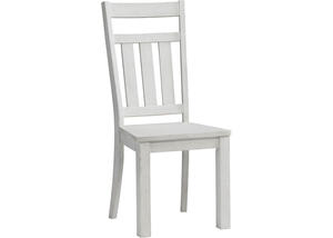 Lucca Sea Shell White Chair by Dolce Kids and Teens