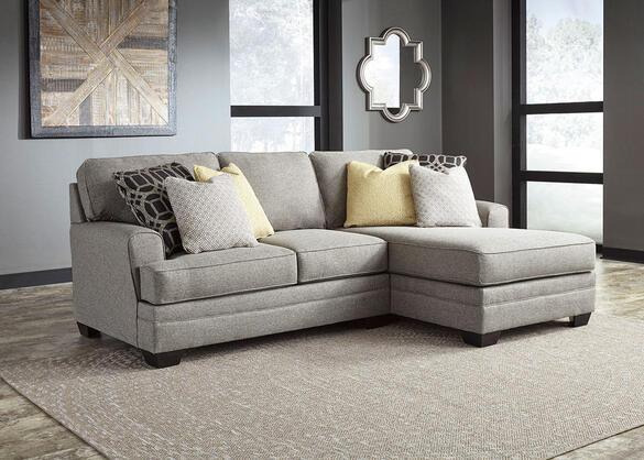 Claudine 2 Pc. Sectional