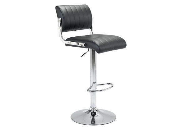 Juice Bar Chair Black Black