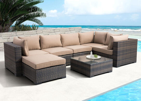 Bocagrande 6 Pc. Sectional