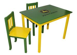 John Deere Table And Chair Set