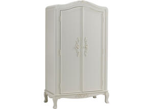Angelina French Vanilla Armoire by Dolce Babi