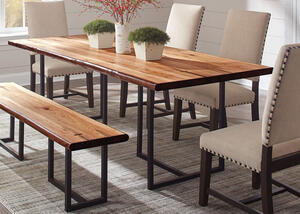 Suthers Dining Table by Scott Living