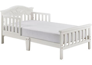 Charlotte Rose Toddler Bed by Fisher Price