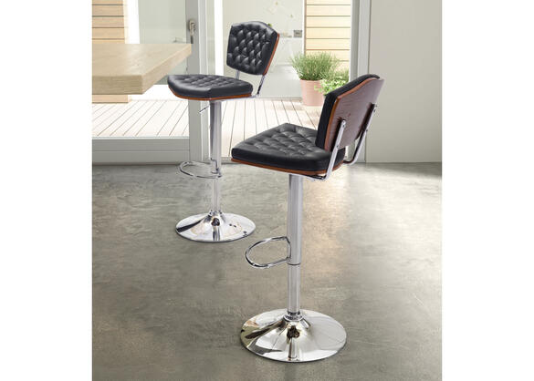Tiger Bar Chair Black Black