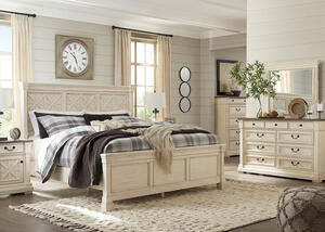 Fontana 8 Pc. King Bedroom