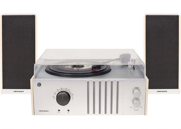 Crosley Player Turntable w/Speakers
