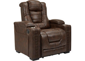 Gibson Power Recliner w/Power Headrests